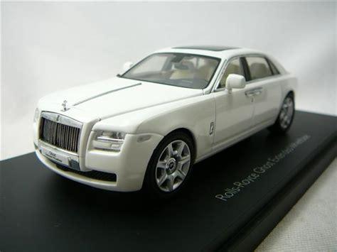 1 43 Kyosho Rolls Royce Ghost Extended Wheelbase Die Cast Model rolls royce ghost extended wheelbase miniature 1 43 kyosho
