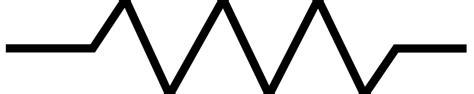 ansi symbol for resistor ansi symbol for a resistor 28 images electrical schematic symbol potentiometer get free
