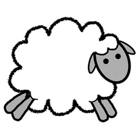 Counting Sheep Clipart counting sheep
