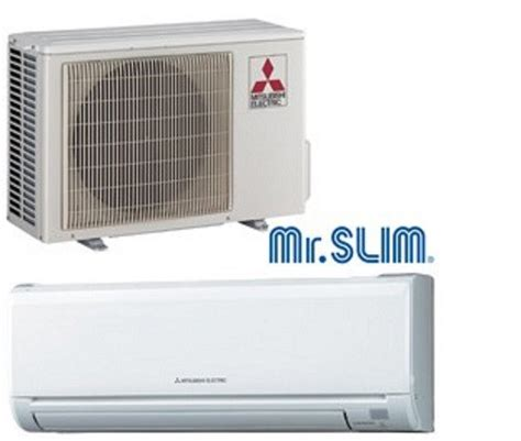 mitsubishi electric mr slim mitsubishi mr slim 1 5 ton 20 5 seer msy muy gl18na