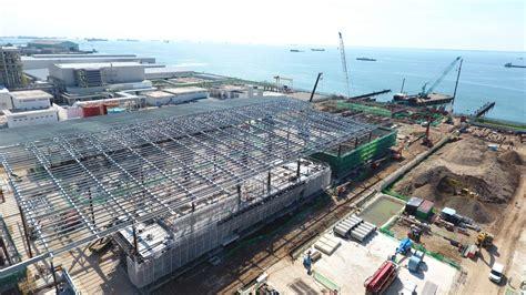 tuas desalination plant  hsl constructor pte
