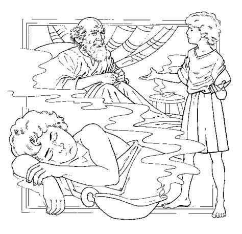 1000 Images About Samuel Hears The Call On Pinterest Samuel Coloring Pages From The Bible