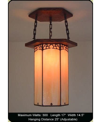 Arts And Crafts Light Fixtures Arts And Crafts Lighting Fixture