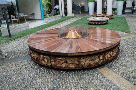 runde feuerstelle pit 171 inhabitat green design innovation