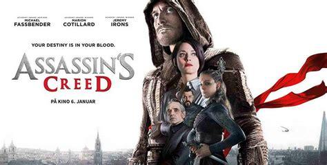 film assassin s creed siap tayang desember 2016 spillpremiere for filmversjonen av assassin s creed km