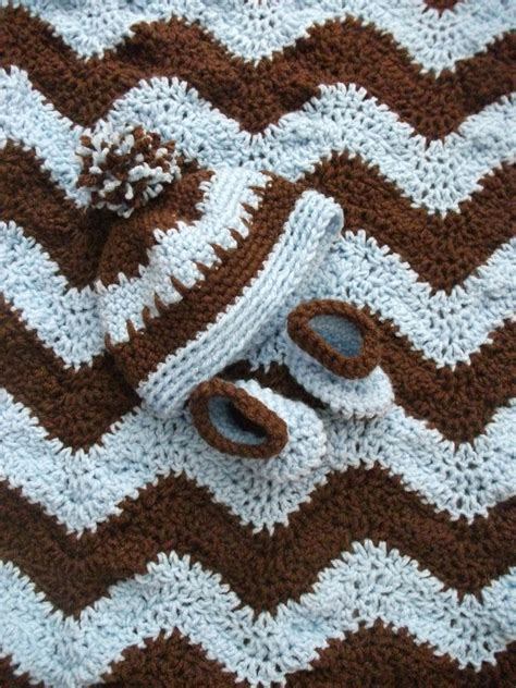 free pattern ripple afghan baby blanket crochet free pattern ripple crochet patterns