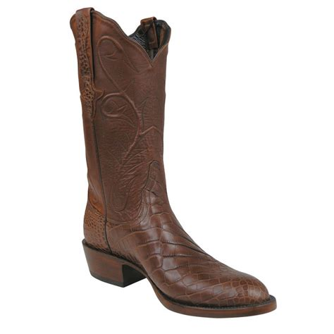 lucchese alligator boots lucchese mens american alligator boots cigar pinto ranch