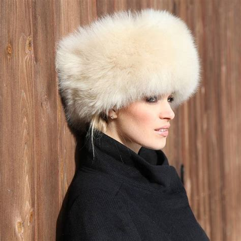 luxury fur hats for