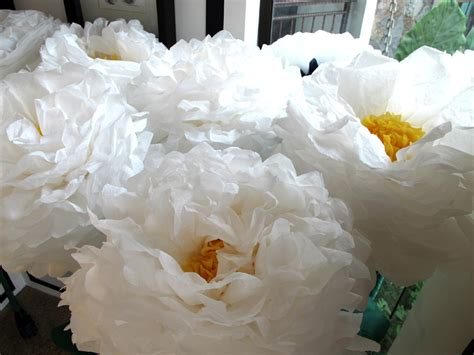 Make Paper Flowers Wedding - oxoloco diy craft and refashion tutorials and