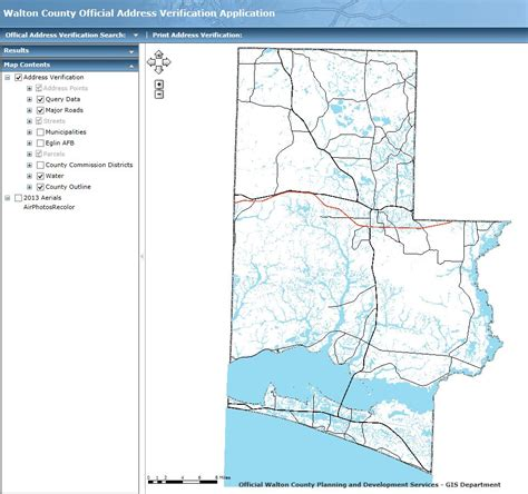 county maps portal walton county fl home page