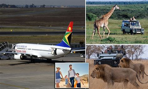 airfares  australia  south africa slashed daily mail