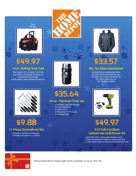 Home Depot Gift Cards At Walmart - giftcardrescue com releases 2014 frugal holiday gift guide