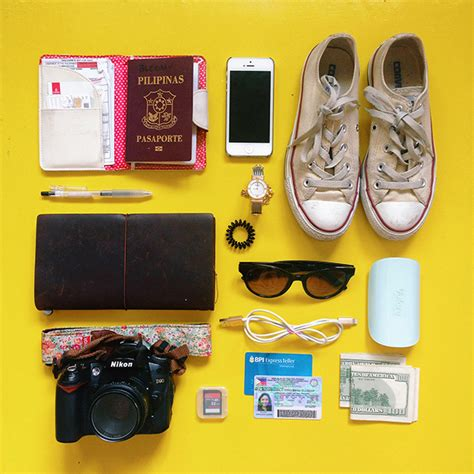 travel essentials travel essentials the must bring arsenal 187 let s go wander by kisty mea