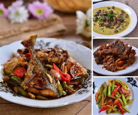 aneka resipi lauk pauk berbuka selera masakan kampung rasa