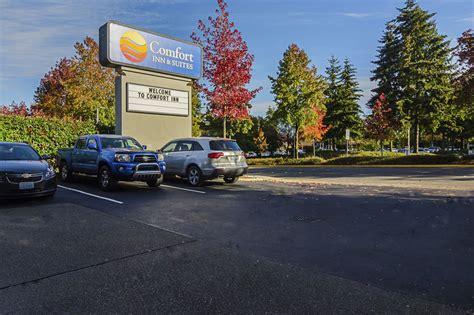 Comfort Inn Seatac Airport by Comfort Inn Suites Sea Tac Airport Deals Reviews