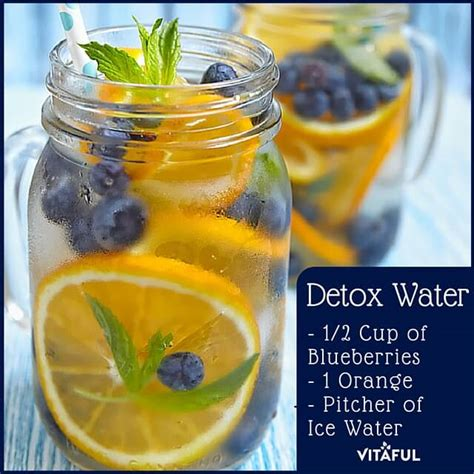 Does Lots Of Water Help Detox Your by 11 Delicious Detox Water Recipes Your Will