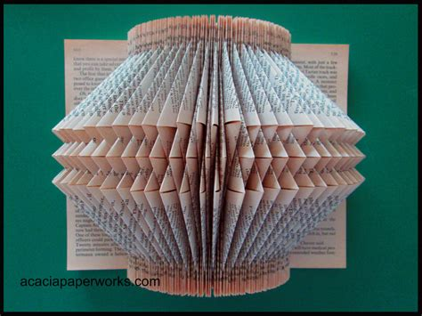 Origami Book Folding - my business book folding