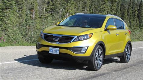 Kia Sportage Commercial Vehicle Used Kia Sportage Review 2011 2015