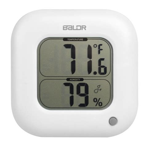 Room Temperature Meter by Aliexpress Buy Baldr Square Thermometer Indoor Max
