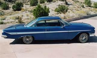 1961 chevrolet impala 2 door hardtop 16055