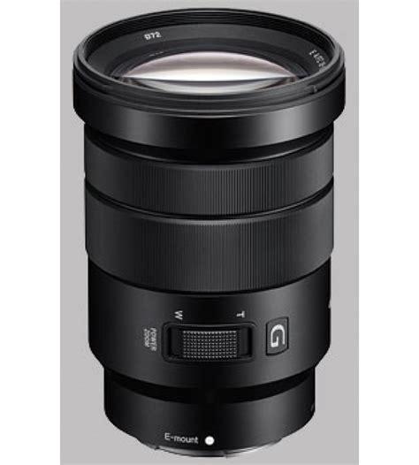 Lensa Sony E Pz 18 105mm F4 G Oss sony 18 105mm f 4g pz oss e mount lens