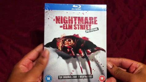 5 new year unboxing a nightmare on elm collection unboxing