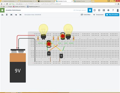personal computer simulation program with integrated circuit emphasis anleitung autodesk circuits make