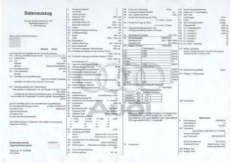 Motorrad Import Von Deutschland Nach Sterreich typenschein s3 import a5 von deutschland nach 214 sterreich