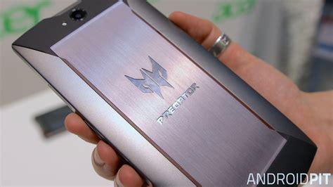 Handphone Acer Predator 6 acer predator 6 o smartphone para os viciados em jogos androidpit