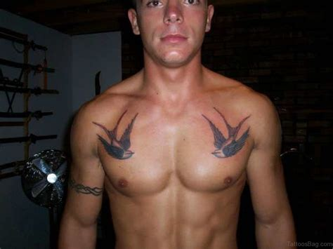 flying bird tattoos 50 fabulous birds tattoos on chest