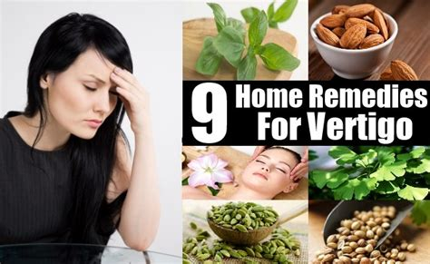 9 effective home remedies for vertigo diy health remedy