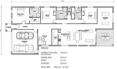modern open floor plan house plans house floor plans australian house plans