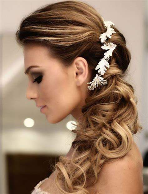 nice hairdos for the summer very stylish wedding hairstyles for long hair 2018 2019