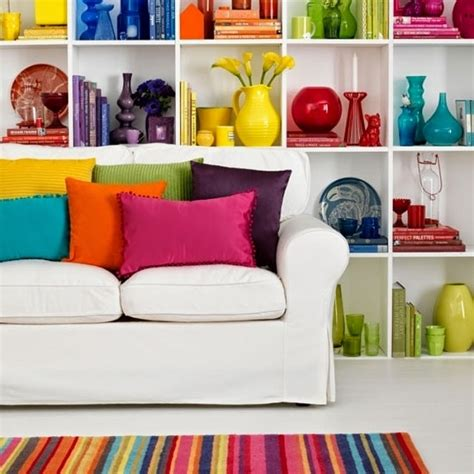 rainbow home decor top lively rainbow decor ideas that will cheer you up