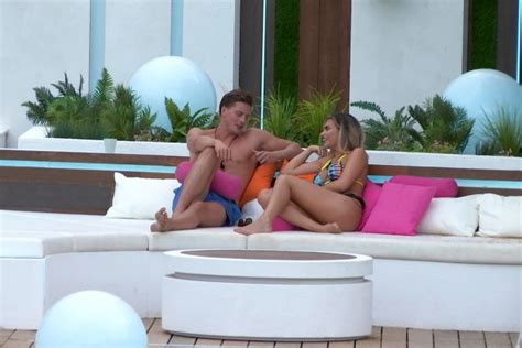 how long is celebrity love island on for love island couples megan barton hanson left confused