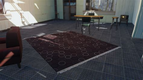 Just Rugs by Just Rugs For Fo4 Mod