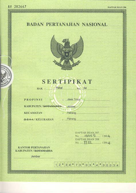 contoh surat kuasa mengurus sertifikat tanah downlllll