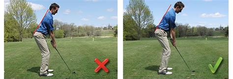 proper posture for golf swing crucial fundamentals of golf mastering golf swing