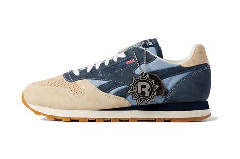 reebok sneakers mita sneakers creates custom reebok classics