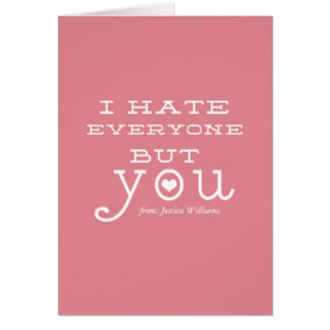 anti valentines day cards puns cards invitations zazzle au