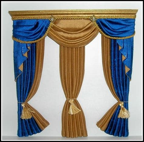 Blue Gold Curtains Blue And Gold Kitchen Curtains Curtains Home Design Ideas 4rdbgoeqy226974