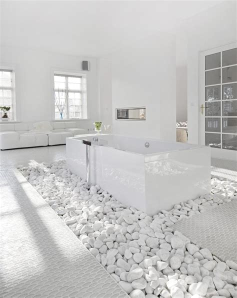 white white bathroom dream house
