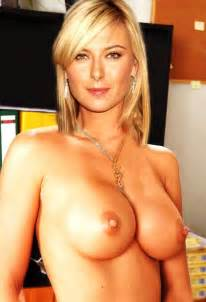 exclusive nude maria sharapova hot boobs sexy pussy images 2016
