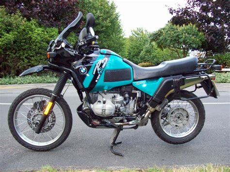 bmw r100gspd top five all time favorite production bikes second of