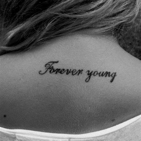 forever young tattoo designs 274 best frases y libros images on