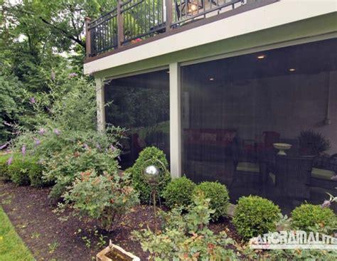 patio lanai retractable screens stoett