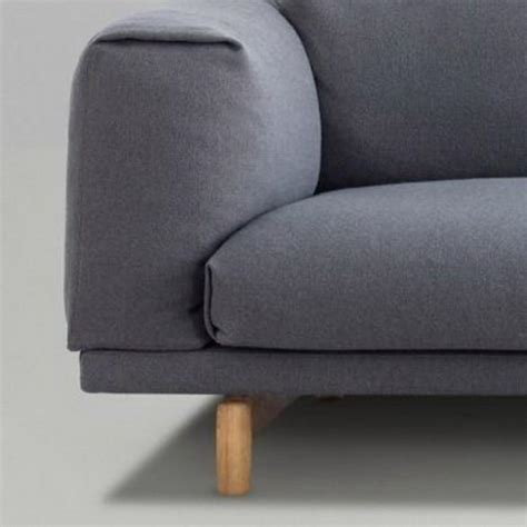 muuto rest sofa muuto rest sofa ottoman loveseat the modern shop