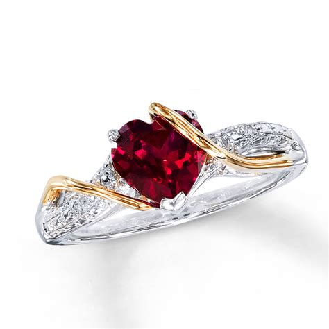 Ruby Engagement Rings by Ruby Engagement Rings Ruby Engagement Rings India