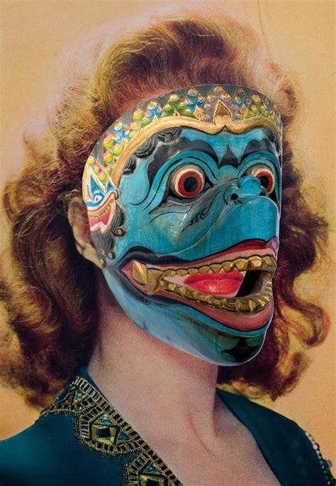 Masker Indo masks greer garson wearing mask