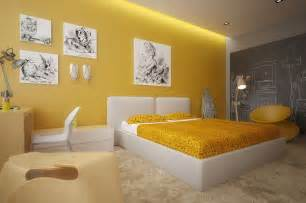 Yellow Bedroom by Yellow Bedroom Viewing Gallery
